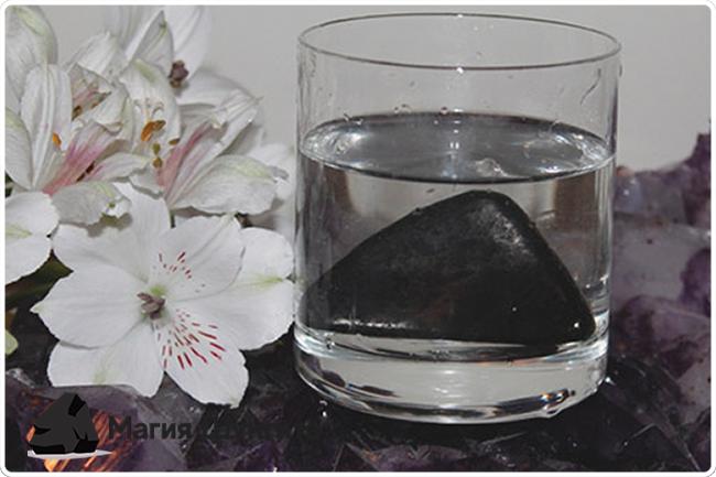 чистая шунгитовая вода