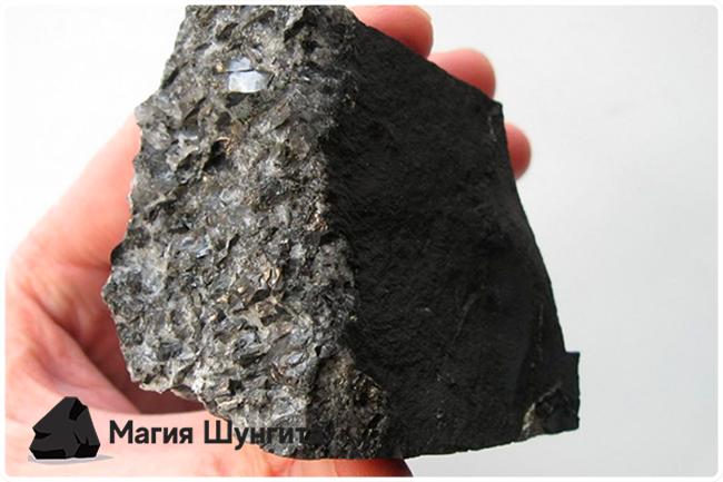 минерал шунгит